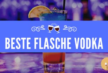 Vodka Flasche