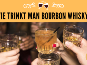 Wie trinkt man Bourbon Whisky
