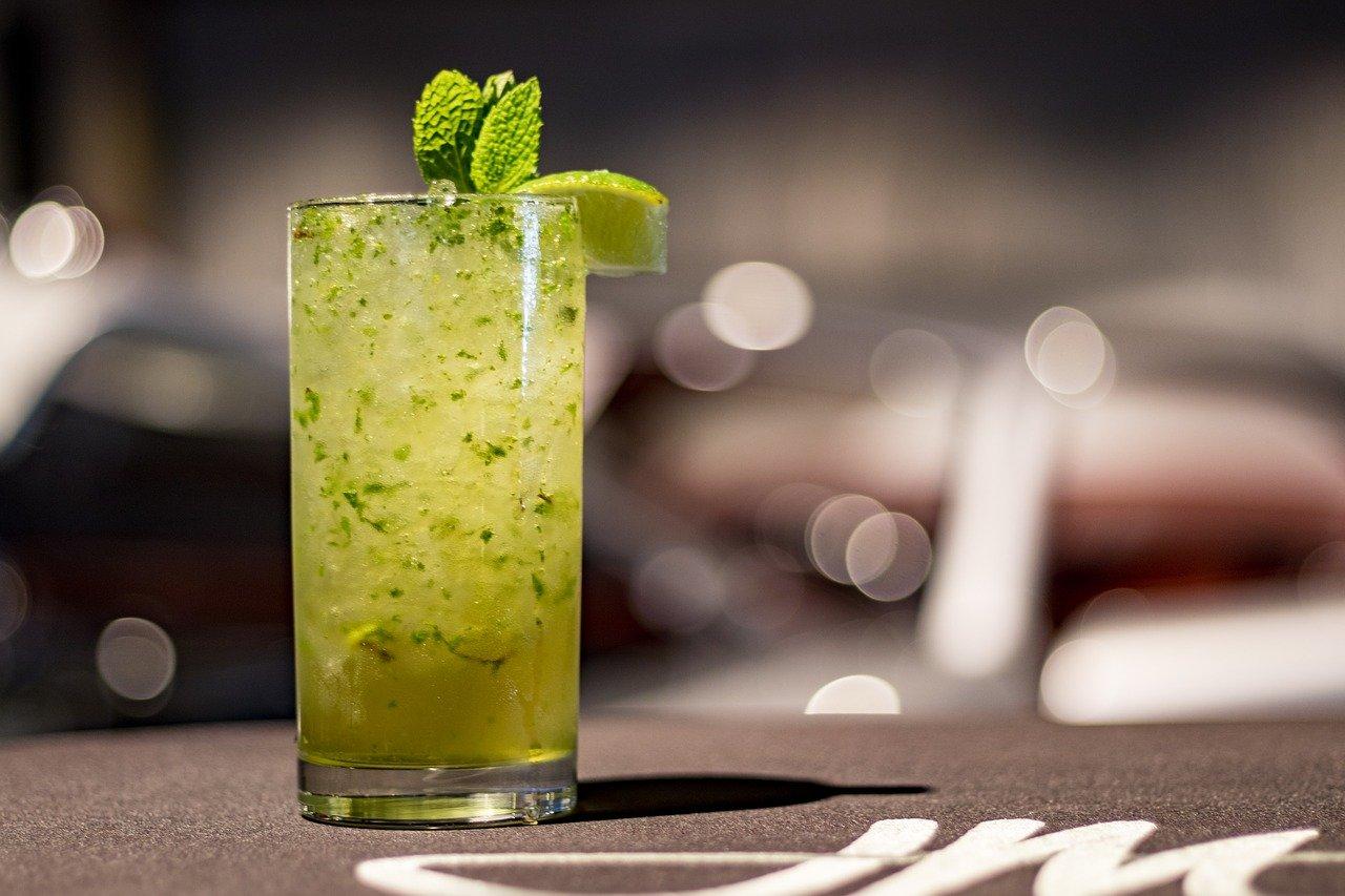 Mojito Cocktail mit Vodka
