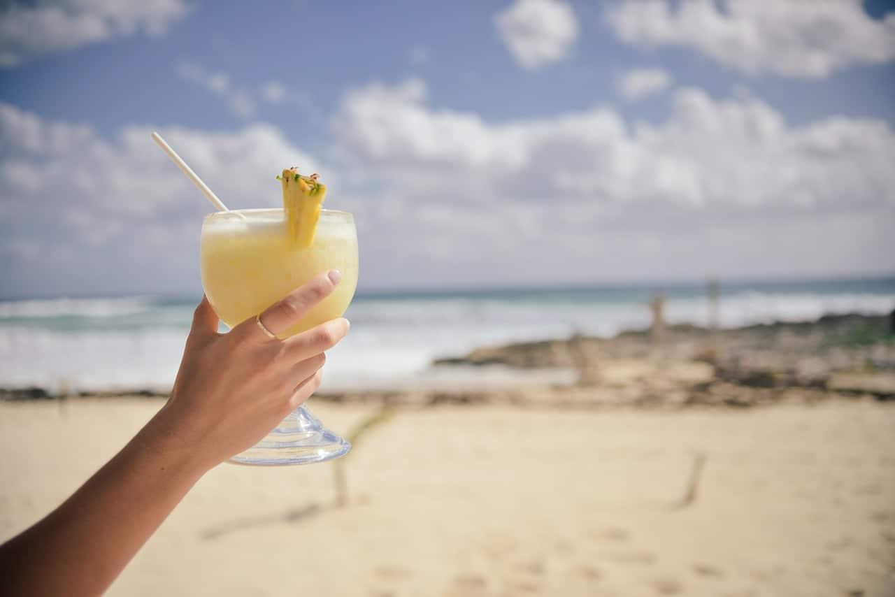 Acapulco mit Tequila