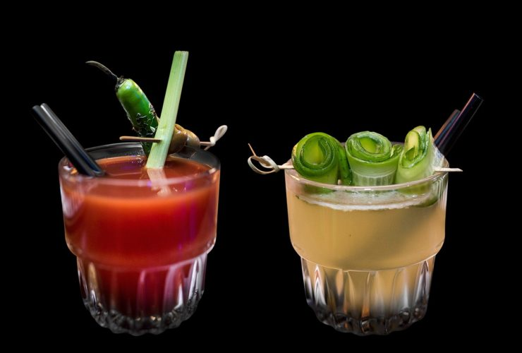 Bloody Mary mit Tequila
