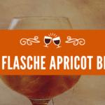 Beste Flasche Apricot Brandy