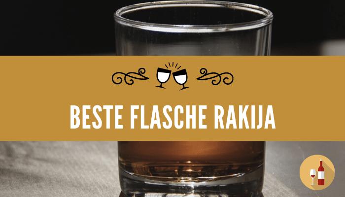 Beste Flasche Rakija